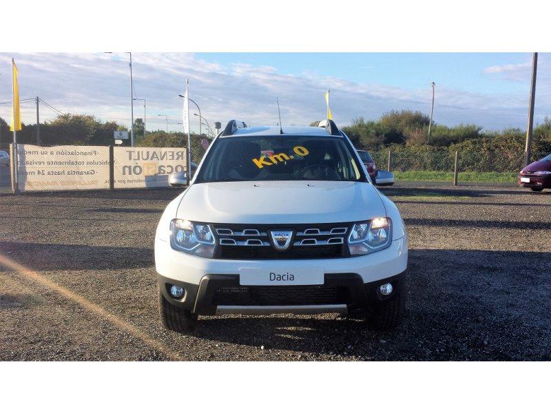 Dacia Duster dCi 90 4X2 EU6 Laureate