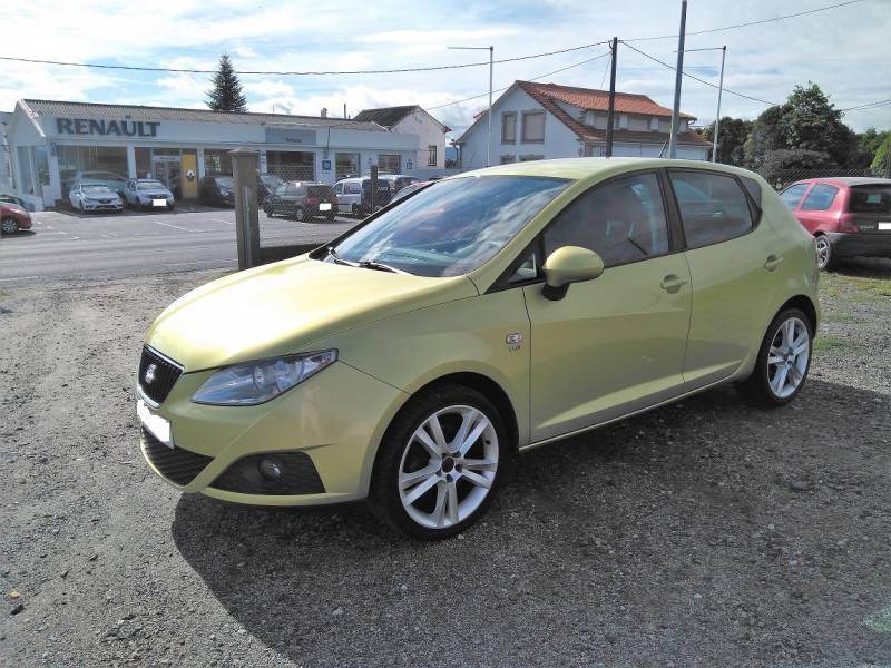 SEAT Ibiza 1.6 TDI 105 cv Sport