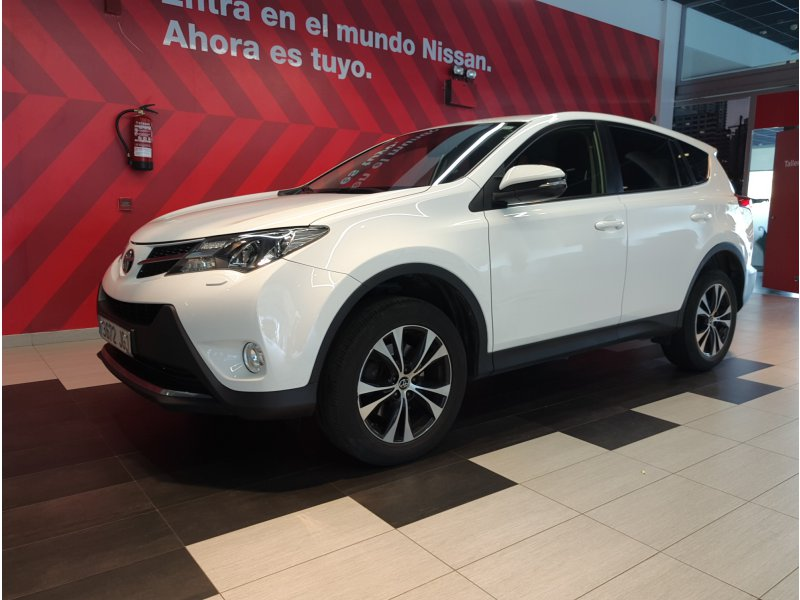 Toyota Rav4 150D AWD Business