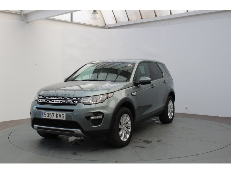 Land Rover Discovery Sport 2.0L TD4 150CV 4x4 HSE Luxury