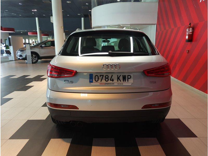 Audi Q3 2.0 TDI Advanced edition