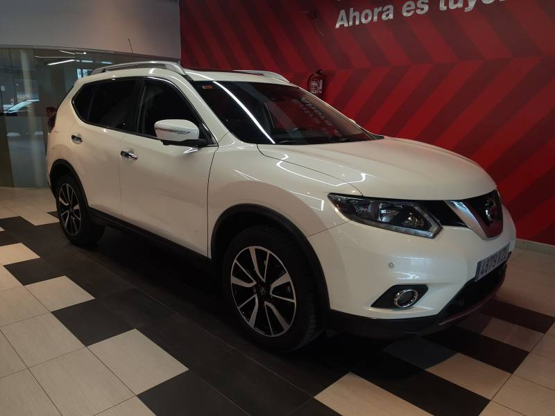 Nissan X-Trail 1.6 dCi   7 plazas N-CONNECTA
