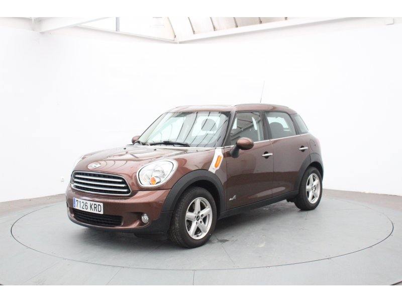 Mini Countryman D COUNTRYMAN ALL4 COOPER
