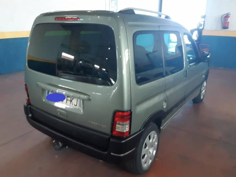 Peugeot Partner 2.0HDI 90CV RANCHO PLUS