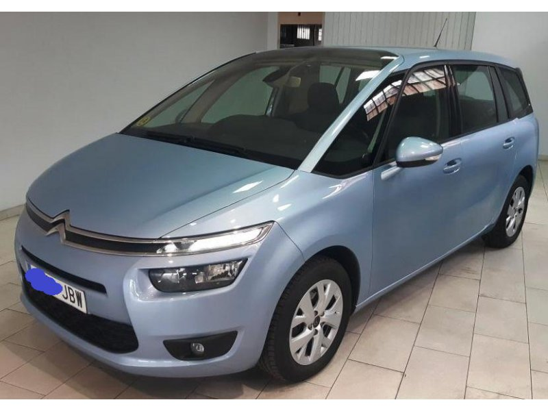Citröen Grand C4 Picasso e-HDi 115 Airdream Seduction