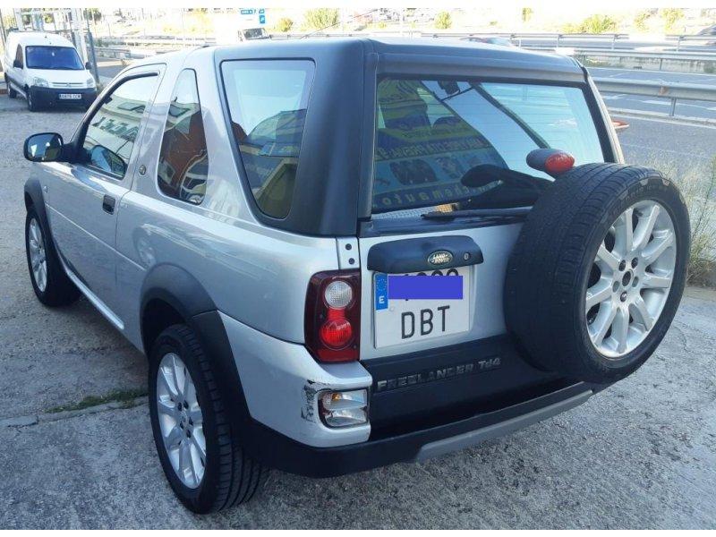 Land Rover Freelander 2.0TD4 Sport