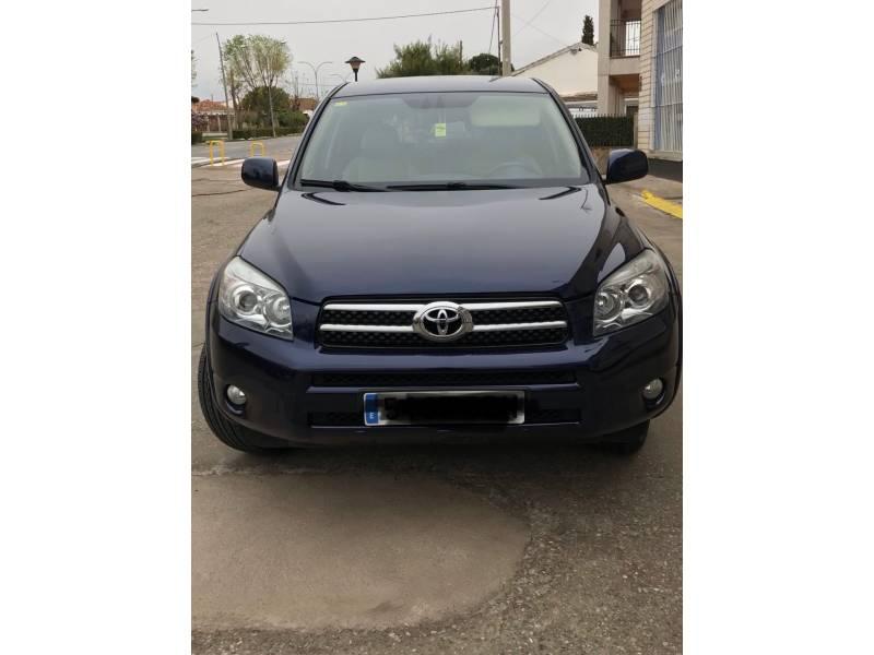 Toyota Rav4 2.2 D-4D 177cv Premium