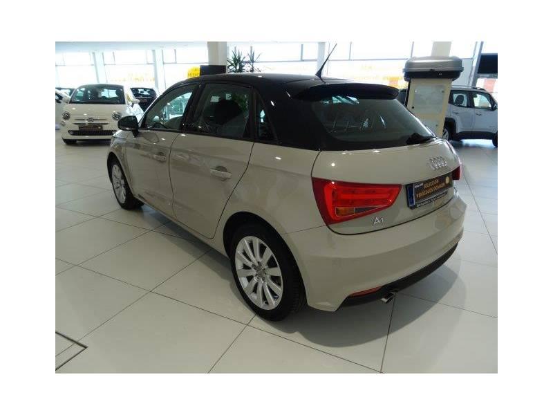 Audi A1 1.4 TDI 66kW (90CV) Sportback Attracted