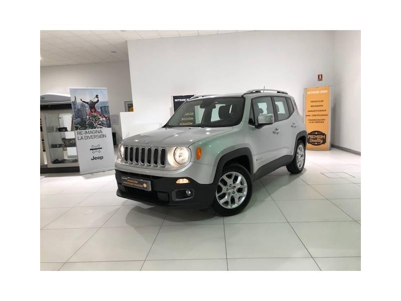 Jeep Renegade 1.6 Mjet   4x2 E6 Limited