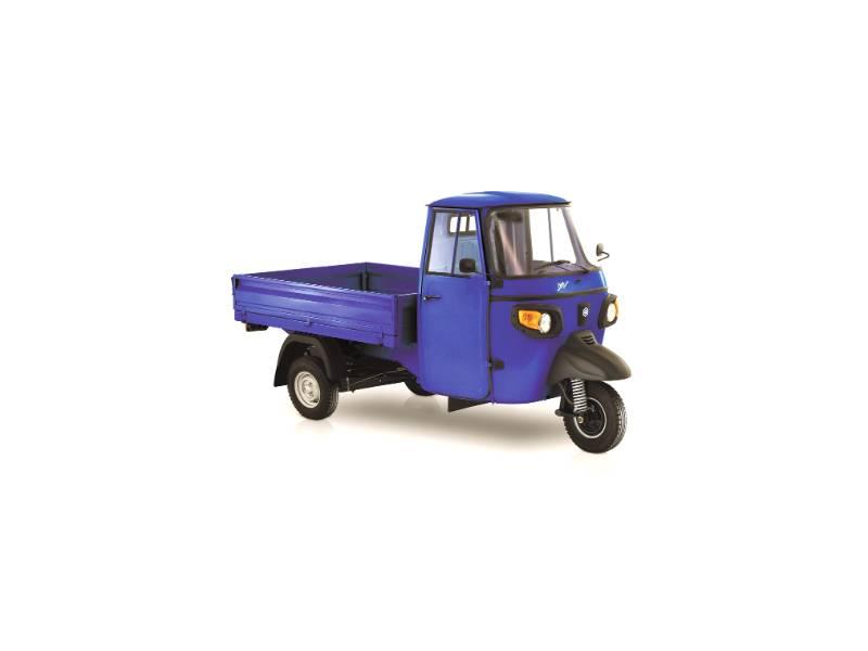 Piaggio Comerciales APE Ape Classic Caja 400 Diesel 435 cc