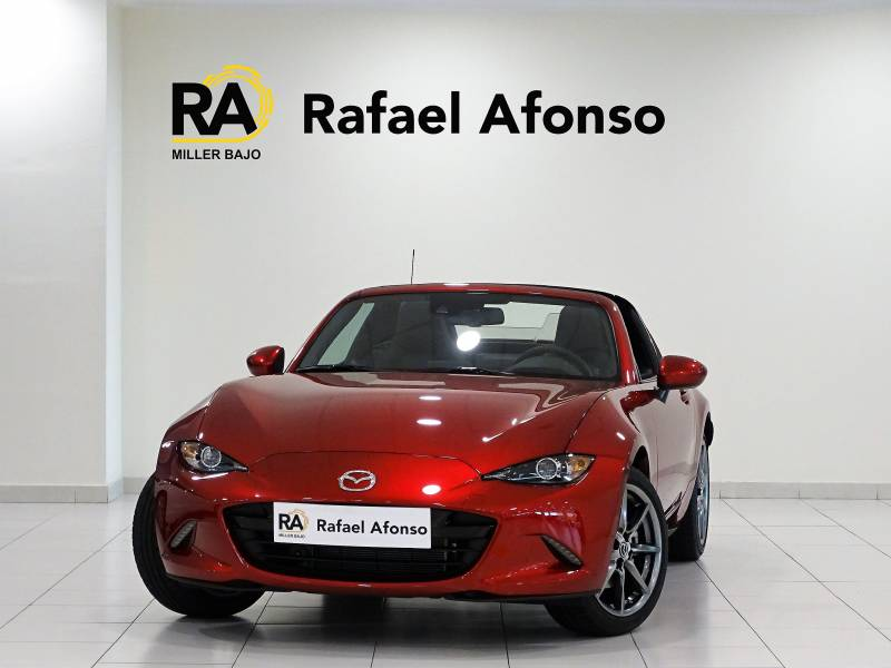 Mazda MX-5 2.0 118kW (160CV)   Auto RF Luxury