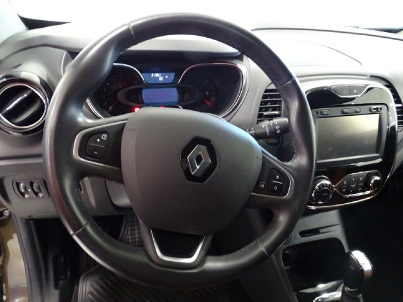 Renault Captur Energy TCe 88kW (120CV) EDC Zen