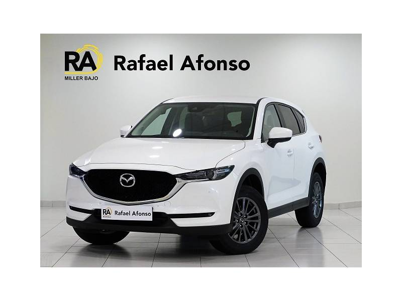 Mazda CX-5 2.2 D 110kW (150CV) 2WD AT Evolution EVOLUTION