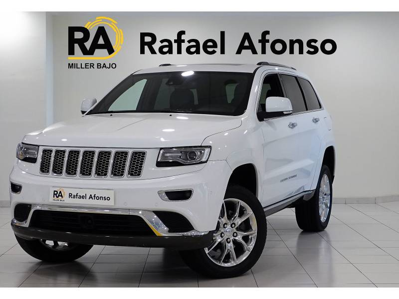 Jeep Grand Cherokee 3.0 V6 Diesel   250 CV E6 Summit