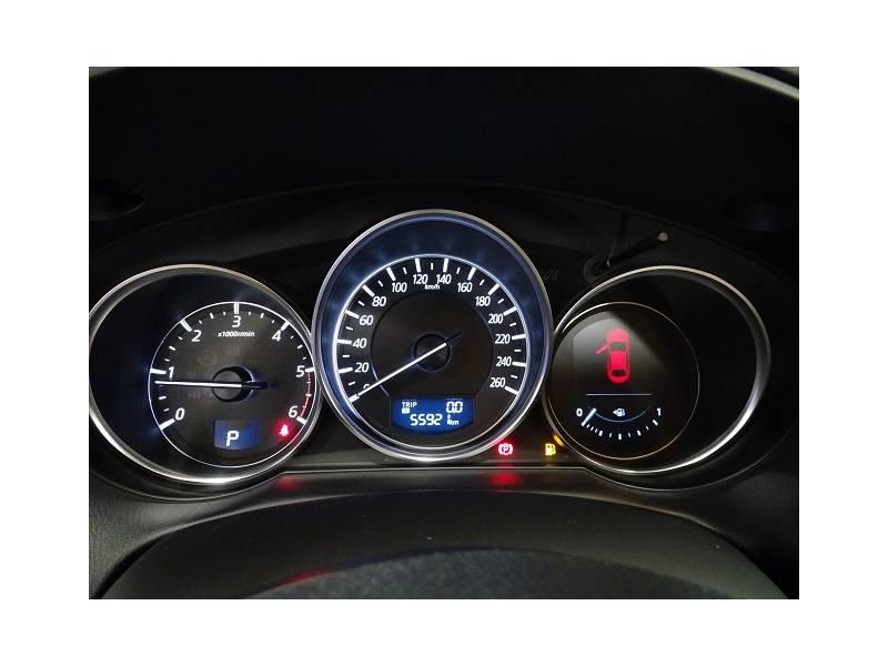Mazda CX-5 2.2 DE 4WD AT Luxury + Prem. (CB) Luxury + Premium