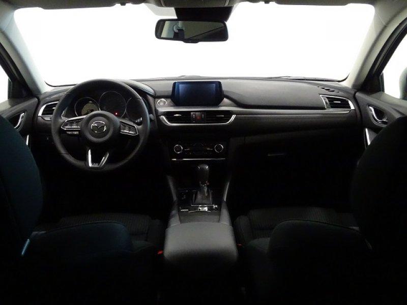 Mazda Mazda6 2.2 DE 110kW AT Nav WGN Style+