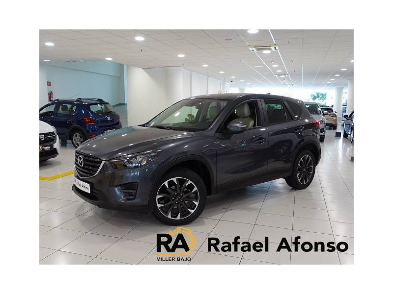Mazda CX-5 2.2 DE 4WD AT Luxury + Prem. (CN) Luxury + Premium