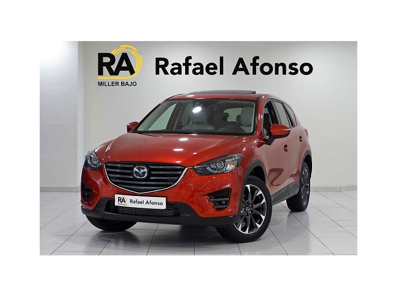 Mazda CX-5 2.2 DE 4WD AT Luxury + Prem. (CB) Luxury + Premium