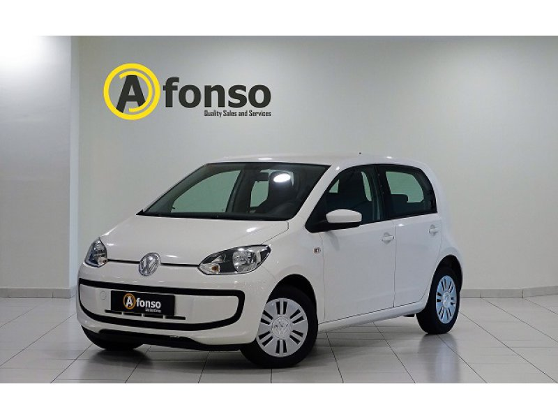 Volkswagen up! 1.0 60cv White up!