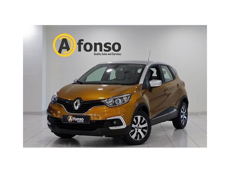 Renault Captur dCi 66kW (90CV) -18 Intens