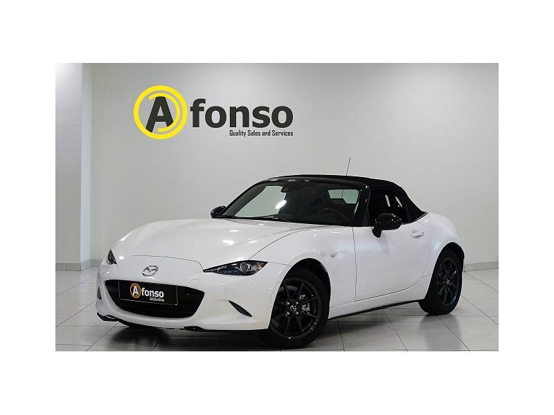 Mazda MX-5 1.5 96kW (131CV) Luxury