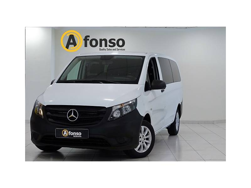 Mercedes-Benz Vito 160 d   Largo Marco Polo Activity