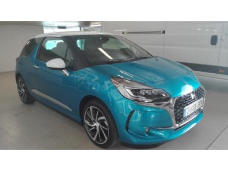 DS DS3 BlueHDi 100cv Style