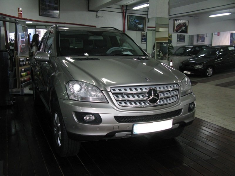 Mercedes-Benz Clase M ML 320 CDI -