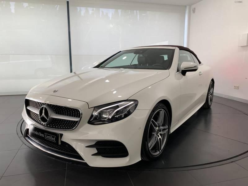 Mercedes-Benz Clase E Cabrio E 220 d -