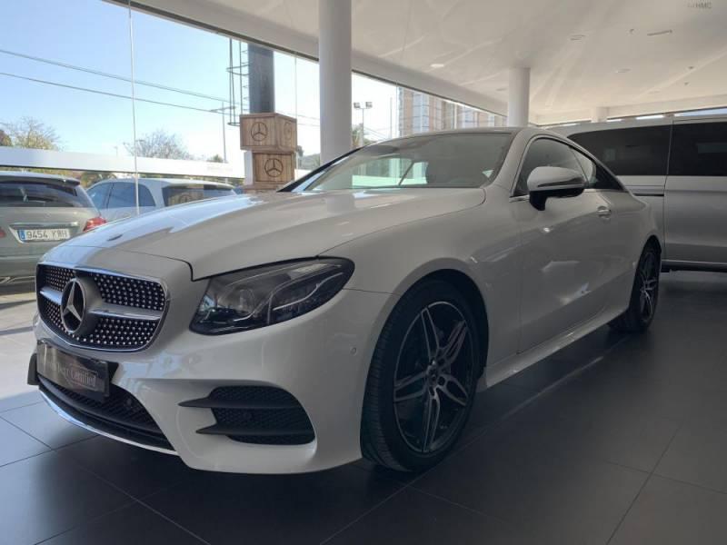Mercedes-Benz Clase E Coupé E 220 d -