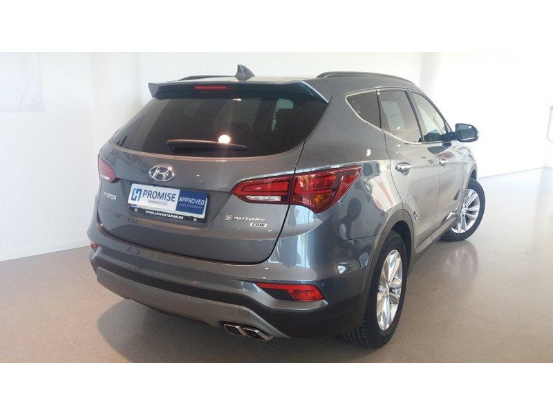 Hyundai Santa Fe 2.2 CRDi 4x2 7S Tecno