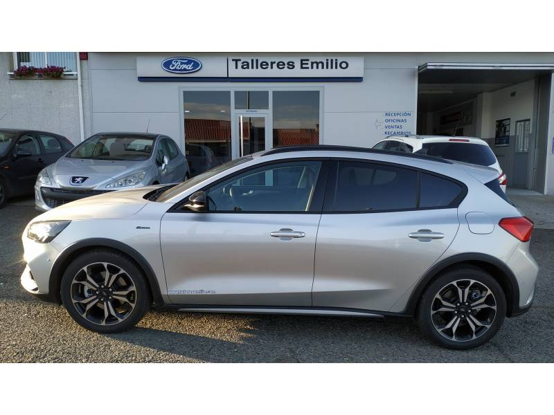 Ford Focus 1.5 Ecoblue 88kW Active