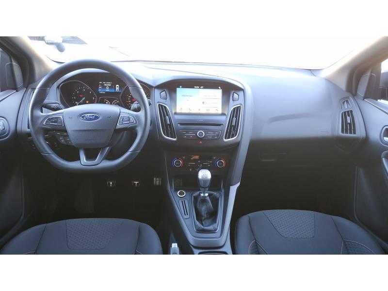 Ford Focus 1.5 TDCi E6 88kW (120CV) ST-Line