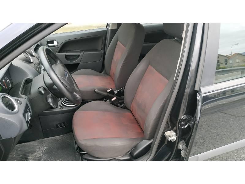 Ford Fiesta 1.6 TDCi Trend