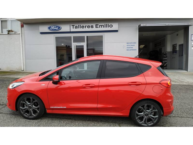 Ford Fiesta 1.0 EcoBoost 100cv   5p ST-Line