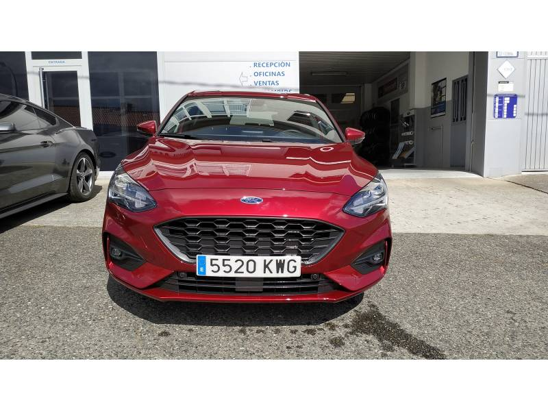 Ford Focus 1.5 Ecoblue 88kW ST-Line