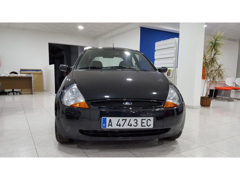 Ford KA BLACK EDITION BLACK EDITION