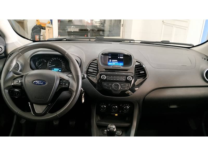 Ford Ka+ 1.2 Ti-VCT Ultimate