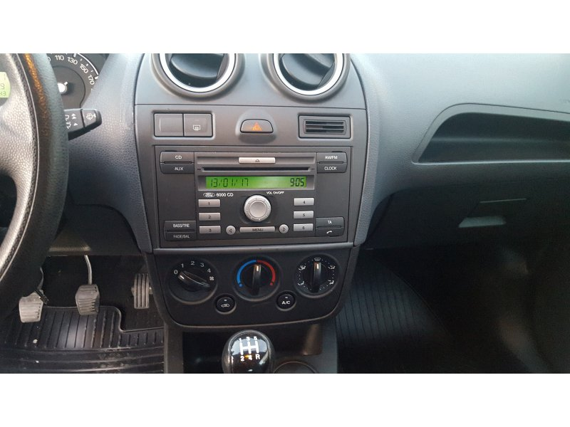 Ford Fiesta 1.4 TDCi Coupé Ambiente