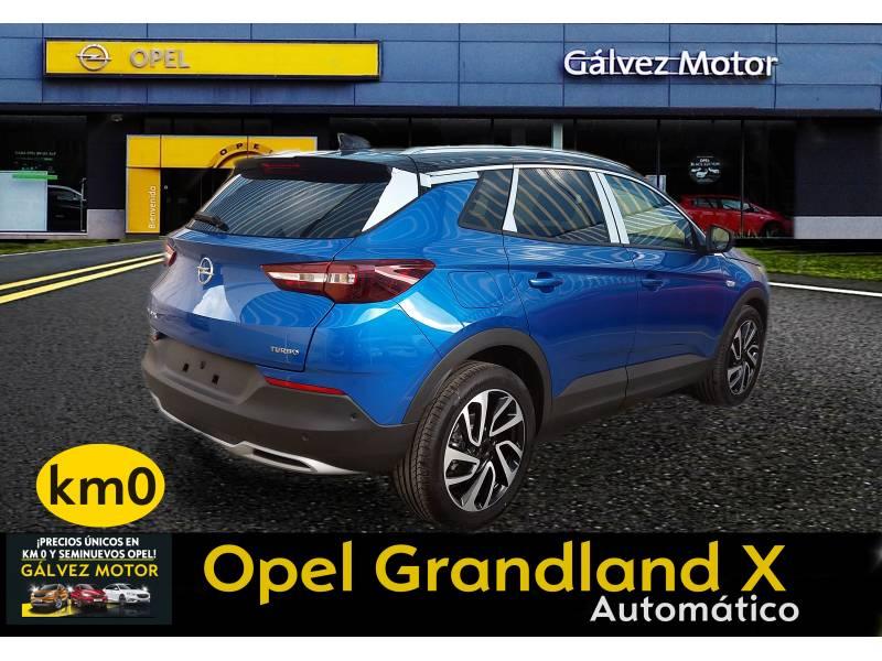 Opel Grandland X 1.6 Turbo   Auto Ultimate