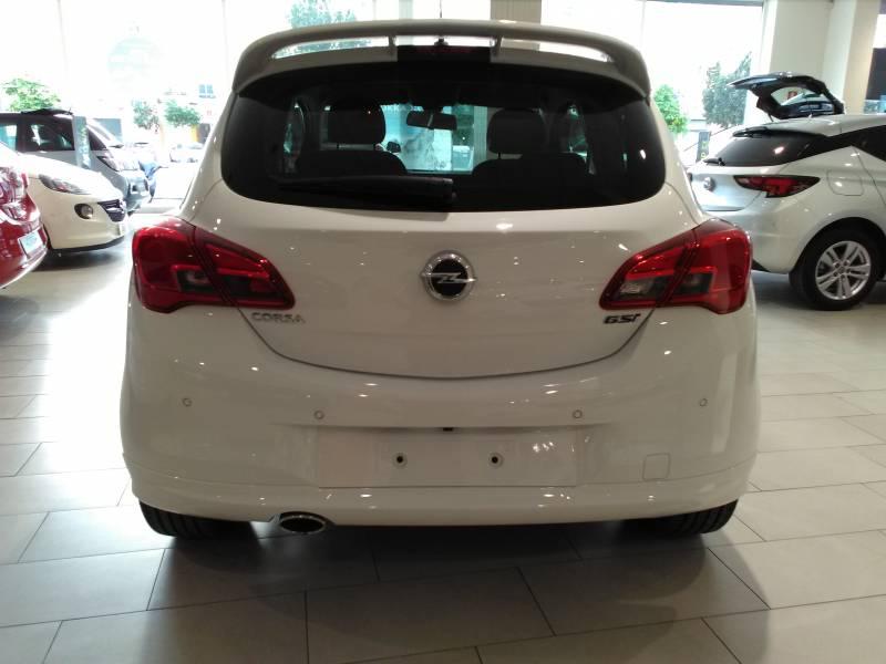 Opel Corsa 1.4 Turbo 110kW (150CV)   S/S GSI