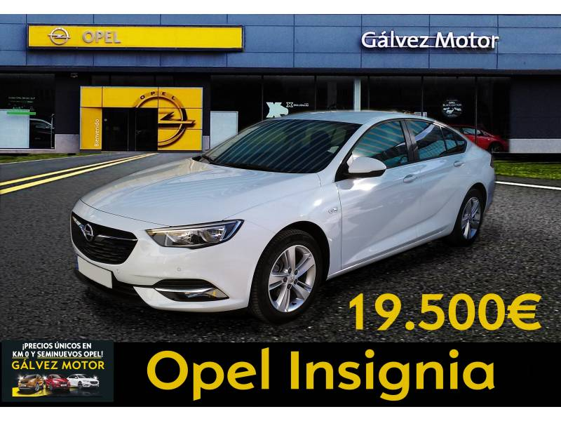 Opel Insignia GS MY18 1.6 CDTi 100kW Turbo D Business