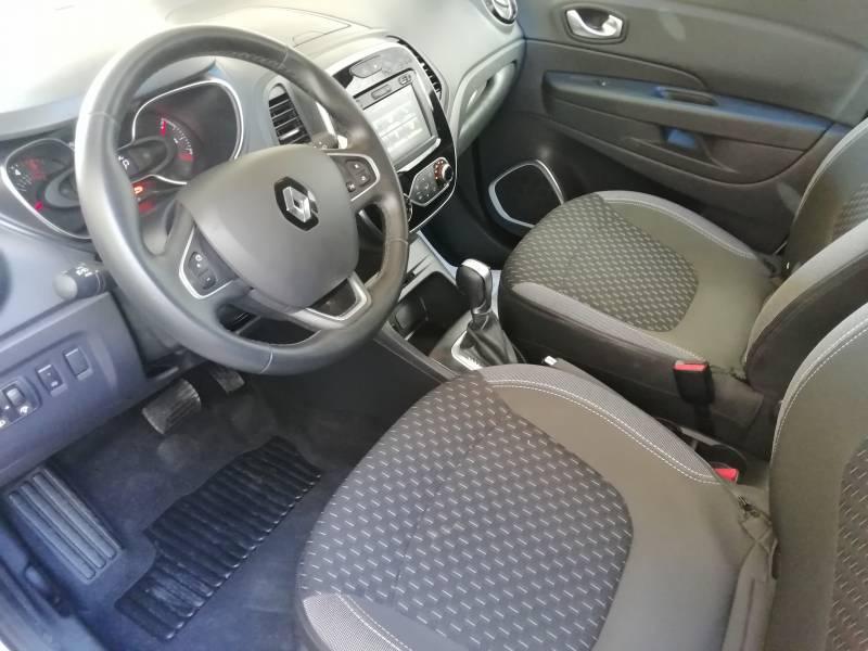 Renault Captur dCi 66kW (90CV) EDC -18 Zen