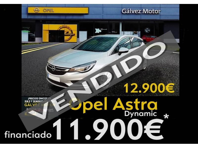 Opel Astra 1.0 Turbo S/S Dynamic