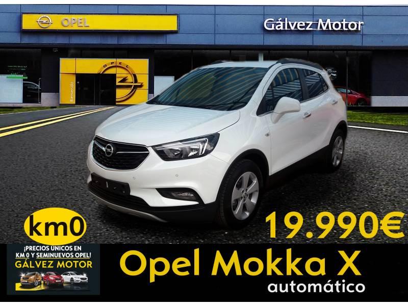 Opel Mokka X 1.4 T 103kW 4X2   Auto WLTP Selective