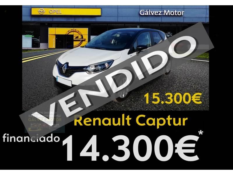 Renault Captur TCe GPF 96kW (130CV) -18 Limited