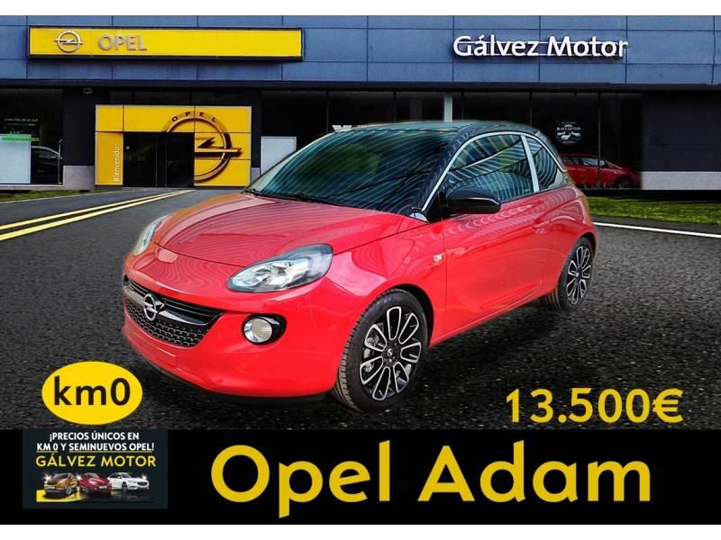 Opel Adam 1.4 XEL GLAM UNLIMITED