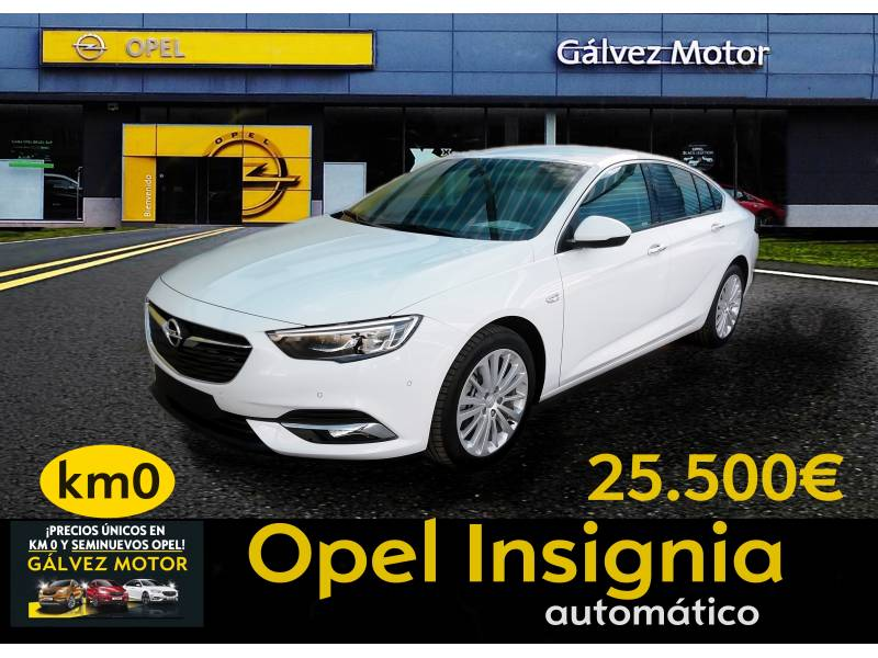 Opel Insignia GS 1.6CDTi 100kW Turbo D   Auto Excellence
