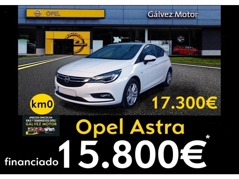 Opel Astra 1.6 cdti SELECTIVE