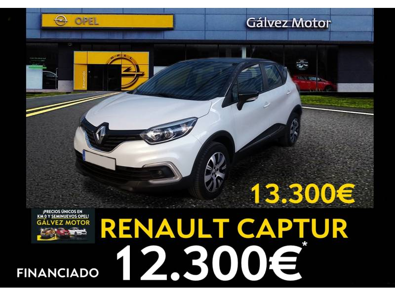 Renault Captur Energy TCe 66kW (90CV) Intens